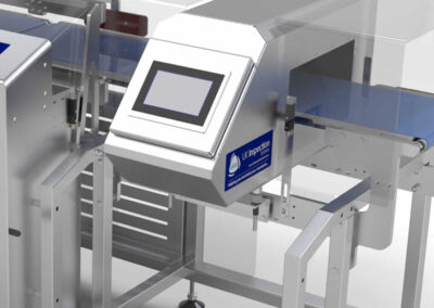 Uk Inspection Systems Food Industry Safety Aegis Checkweigher