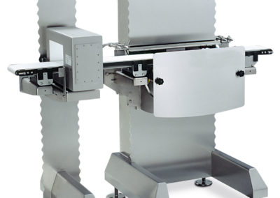 Uk Inspection Systems Combination Food Weighing and Detection Systems
